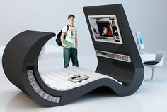 Tech Chaise Lounge - where can I get me one of these?