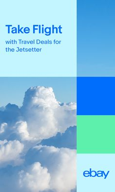 Savings take flight with Travel deals on everything from luggage to carry on accessories.