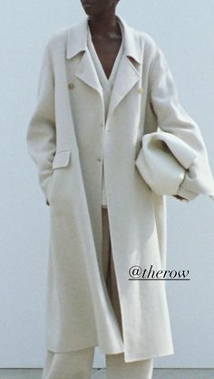 Sarah Harris, Coming Of Age, The Row, Duster Coat, Raincoat, Dress Up, Jackets, Clothes, Style