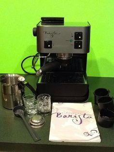 Espresso machine, Espresso and Starbucks on Pinterest