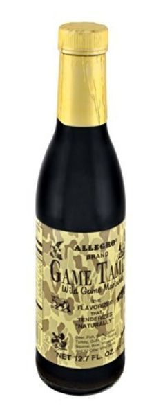 ALLEGRO MARINADE GAME TAME ALLEGR, 12.7 OZ by Allegro -- Awesome products selected by Anna Churchill
