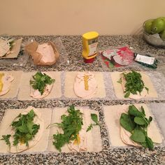 Forget the bread and use Paleo Coconut Wraps from #JulianBakery