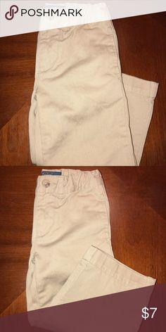Toddler Boys Khaki Pants Tan Khaki Pants Polo by Ralph Lauren Bottoms Casual