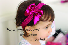 laço para bebê                                                                                                                                                      Mais Kanzashi Tutorial, Bow Tutorial, Christmas Card Crafts, Tiara Hairstyles, Baby Girl Hair, Kanzashi Flowers, Ribbon Hair Bows, Making Hair Bows, Ribbon Crafts