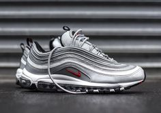 Surprise: The Nike Air Max 97 Silver Bullet Is Popping Up At Select At U.S. Retailers