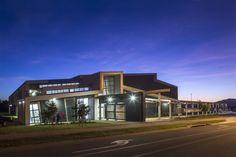 pdt architects | edmonton sport & leisure centre | architecture | interior design | landscape architecture | #sport #recreation | http://www.pdt.com.au/projects/edmonton-leisure-centre/