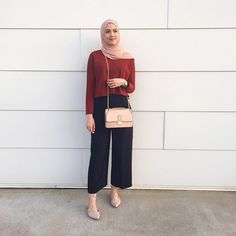 Fashion style hijab casual colour 54 New ideas Street Hijab Fashion, Fashion Mode, Muslim Fashion, Modest Fashion, Trendy Fashion, Fashion 2018, Hijab Look, Hijab Style, Hijab Chic