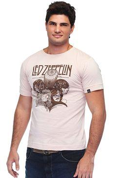Camiseta Gola Redonda - Led Zeppelin (http://santorock.com/p/camiseta-gola-redonda-santo-rock-led-zeppelin/)