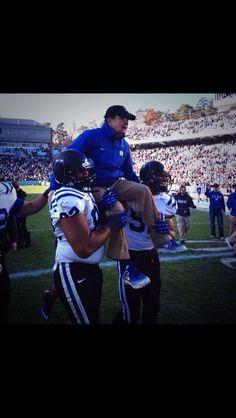 Duke Nation.... Duke Football