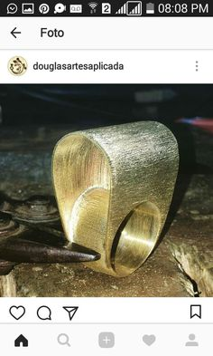 If you've ever considered making your own jewelry, you can learn all you can on this beautiful art by buying jewelry making books. Brass Jewelry, Jewelry Tools, Jewelry Art, Jewelry Rings, Jewelery, Jewelry Design, Fashion Jewelry, Jewelry Making, Wax Ring