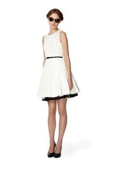 Lovely white dress by Jason Wu for Target.