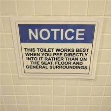 Toilet+Notice+-+