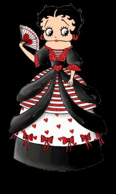Betty Boop Photo:  This Photo was uploaded by miazinha_26. Find other Betty Boop pictures and photos or upload your own with Photobucket free image and v...