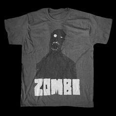 ZOMBI - Horror T-shirt
