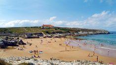 Playas de Cantabria: Playa Virgen del Mar  #Cantabria #Spain
