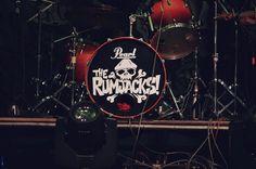 The Rumjacks - Sbiellata Sanzenese 2016, Olgiate Molgora (LC). Foto di Chiara Arrigoni del gruppo australiano #theramjacks #lecco #rock #music #sbiellata #drumset