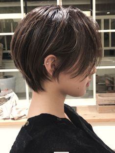 Haircut Types Haircut Types hombres T. Asian Short Hair, Girl Short Hair, Short Hair Cuts, Korean Short Hairstyle, Asian Pixie Cut, Japanese Short Hair, Tomboy Hairstyles, Hairstyles Haircuts, Medium Hair Styles