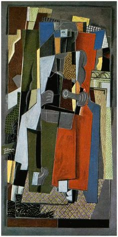 Georges Braque - The Musician