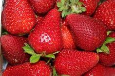 rojo... pasión... de las fresas de Huelva
