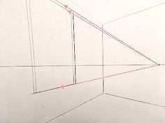 How to draw in perspective. What is linear perspective with one, two or three vanishing points and how to add figures when drawing. Atmospheric perspective and its influence on landscape painting. Types Of Perspective, Perspective Drawing Lessons, Point Perspective, Pencil Drawings For Beginners, Realistic Drawings, Art Drawings Sketches, Friend Photography, Maternity Photography, Couple Photography
