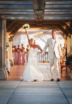 A Shabby Chic Key West Wedding at The Reach My Hotel Wedding