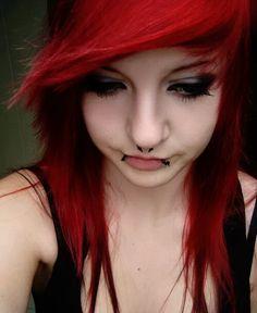 Red hair is so pretty