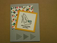 Stampin' Kat: New Shoes!