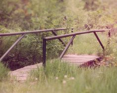 """Country bridge, like in """"Anne of Green Gables"""". :)"""