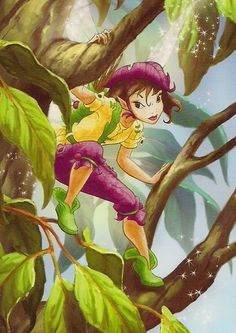 pictures of the faries of pixie hollow | Scout