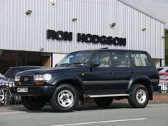 Used Toyota Landcruiser for Sale - RAC Cars