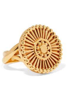 Chloé - Gold-tone ring