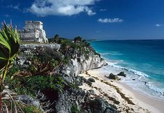 Tulum, Mexico is a Pre-Columbian walled city located on the Caribbean coast in Quintana Roo, Mexico. The Tulum ruins that rest majestically on the Tulum landscape draw thousands of tourists and sightseers each year. The beaches of Tulum are sandy, quiet and beautiful.