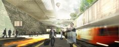 Tirana Multimodal Station / Morphearch
