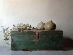 Carlo  Russo - Gourds _ Eucalyptus
