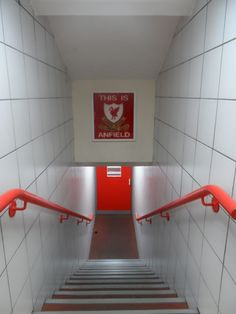 Manchester United - Liverpool FC Liverpool Football Club, Liverpool Fc, Manchester United, This Is Anfield, Football Design, Iphone Wallpapers, Traveling, Soccer, Entryway