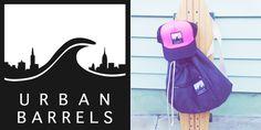 Check em' out! California surf company, Urban Barrels.