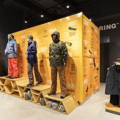 The North Face Bondi Junction Store by CoMa – Interior Architecture Studio, Sydney – Australia » Retail Design Blog