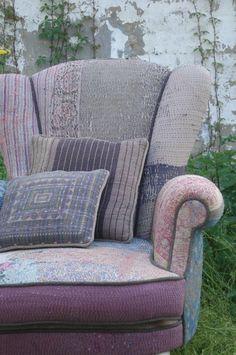 re:Chair -- a collaboration between INDALIA (Monica Berini) and Monica Poletti Studio