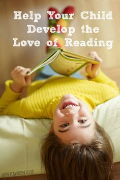 Help your child develop a love of reading right from the start. With beautiful quotes about the importance of reading
