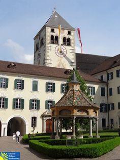 Oberitalienische Seen - Kloster Neustift