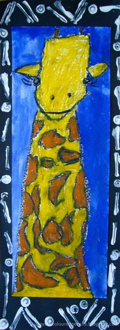 giraffe, wasco en ecoline