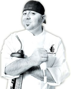Duff Goldman's website and Top recipes at Food Network http://www.foodnetwork.com/duff-goldman/recipes/index.html X