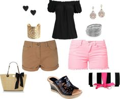 2 Warm Weather Casual Outfits