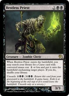 Mycoloth If you have any suggestions for a card you would like to ...