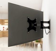 Adjustable TV wall mount arm.  Perfect for a Tiny House.  For more information - Click the image