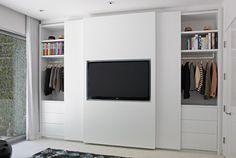Contemporary Storage & Closets Photos Sliding Closet Door Design, Pictures, Remodel, Decor and Ideas