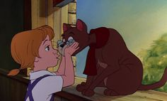 GIPHY is your top source for the best & newest GIFs & Animated Stickers online. Find everything from funny GIFs, reaction GIFs, unique GIFs and more. Disney Cats, Old Disney, Disney Cartoons, Disney Love, Disney Magic, Disney Pixar, Gifs, Hug Your Cat Day, The Rescuers Down Under