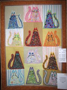 Fat+Cat+Quilt+Patterns | Free quilt patterns, low priced quilt fabric and sewing machines