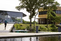 Gallery of Community Rowing Boathouse / Anmahian Winton Architects - 4