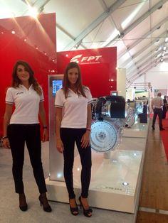 BeA Models per il Salone Nautico di #Genova 2014 #tradeshow #madeinitaly